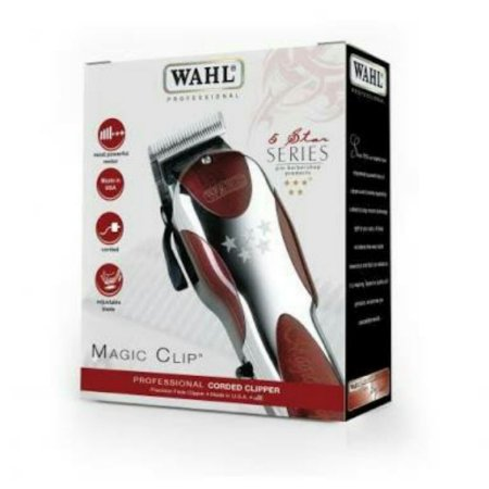 Máquina de corte profissional com fio WAHL Magic Clip 110v