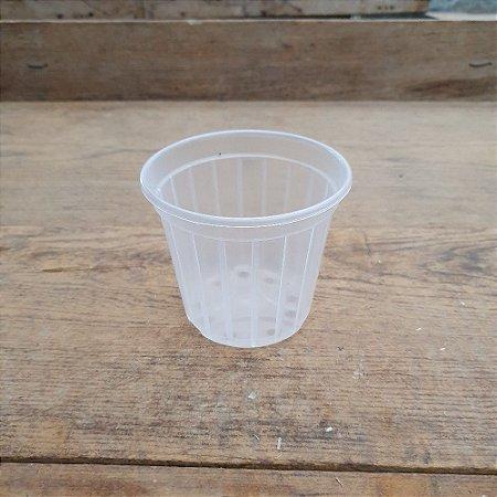 Vaso Transparente Pote 10
