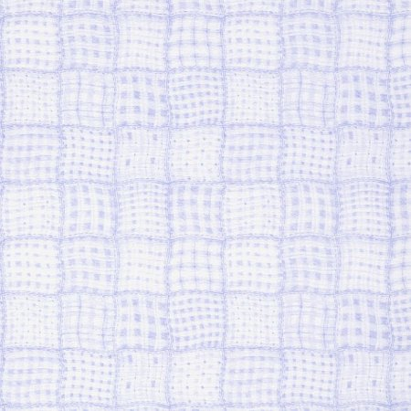 Papel de Parede Almofadinhas Azuis Bobinex Bambinos 8029 (somente papel)