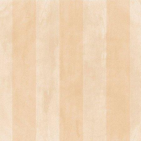 Papel de Parede Cimento Queimado Bege Listrado Bobinex Natural 1439 Vinílico Lavável