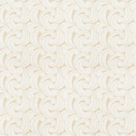 Papel de Parede Desenhos Bege Bobinex Harmonia 9153 Vinílico Lavável
