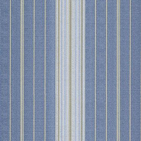 Papel de Parede Listras Azuis  Bobinex Classique 2821