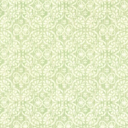 Papel de Parede Florais Verde Bobinex Classique 2830