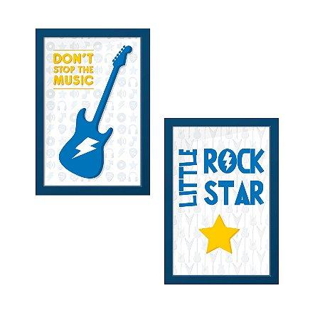 Quadros Little Rock Star