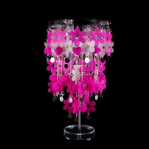 Abajur CLARICE Pink