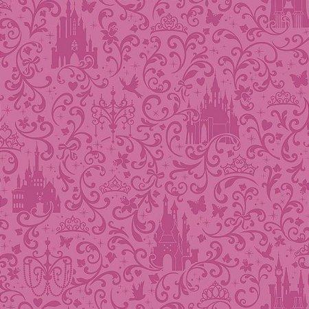 Papel de Parede Princesas Disney York II DS7612