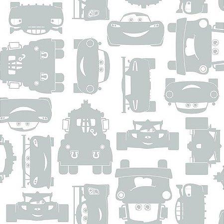 Papel de Parede Carros Disney York II DS7665