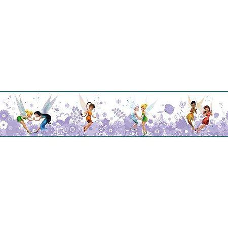 Faixa de Parede Tinker Bell Disney York II DS7768BD