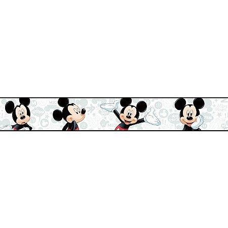 Faixa de Parede Mickey Disney York II DS7801BD