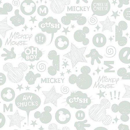Papel de Parede Mickey Disney York III DS7812