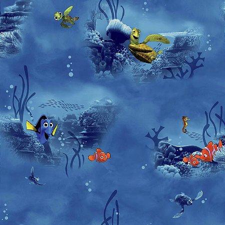 Papel de Parede Procurando Nemo Disney York II DS7902
