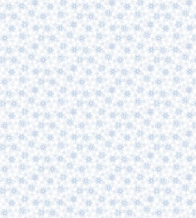 Papel de Parede Florzinhas Tons de Azul Bobinex Renascer 6251 Vinílico