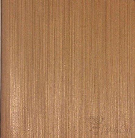 Papel de Parede Linhas Marrom com Brilho Kantai Grace Vinílico GR920706