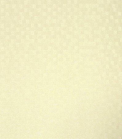 papel de parede quadriculado bege claro vinílico estilocor