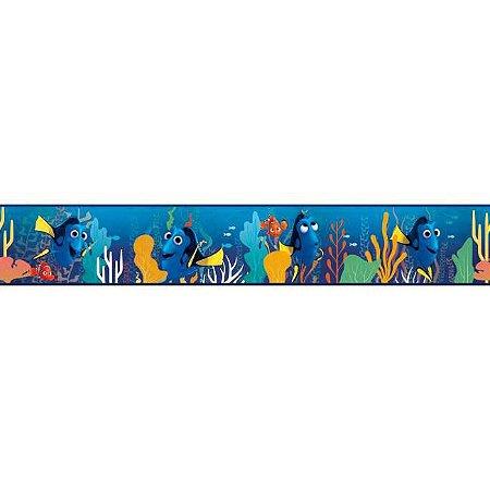 Faixa Procurando Dory Azul Marinho DY0119BD
