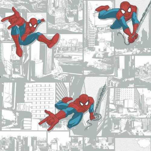 Papel de Parede Homem Aranha Disney York III DY0256