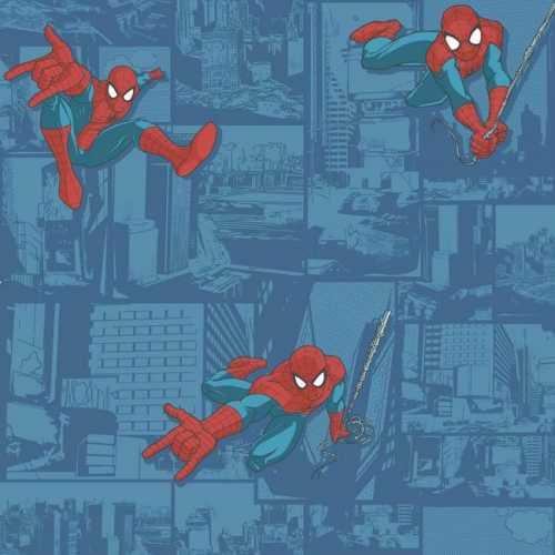Papel de Parede Homem Aranha Disney York III DY0257