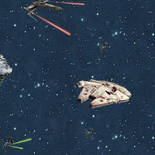 Papel de Parede Star Wars Disney York III DY0299