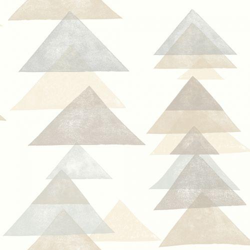Papel de Parede Dwell Studio Baby Kids DW2340 Triângulo