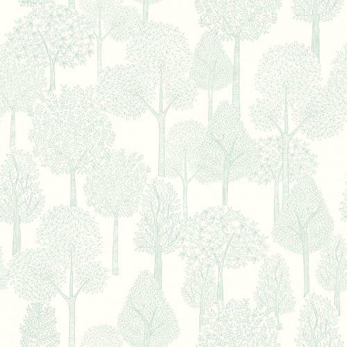 Papel de Parede Dwell Studio Baby Kids DW2404 floresta