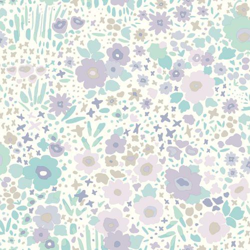 Papel de Parede Dwell Studio Baby Kids DW2382 floral