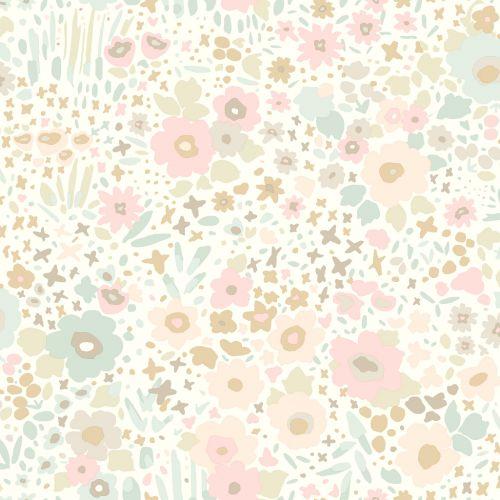 Papel de Parede Dwell Studio Baby Kids DW2383 floral