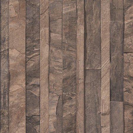 Papel De Parede Vinilico Roll In Stones J86708