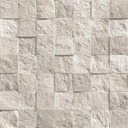 Papel De Parede Vinilico Roll In Stones J86007