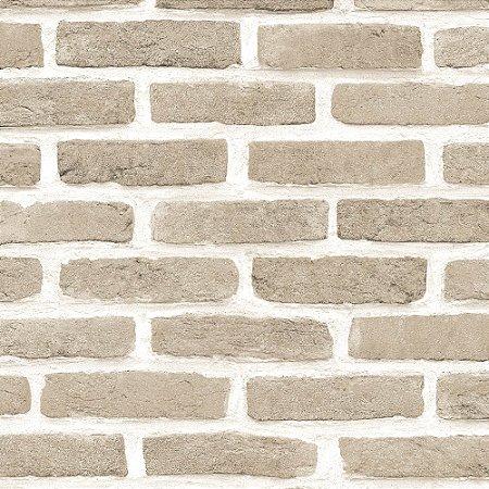 Papel De Parede Vinilico Roll In Stones J66607