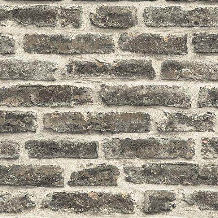 Papel De Parede Vinilico Roll In Stones J17919