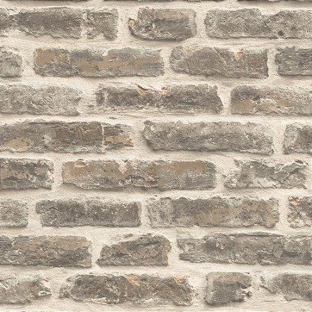 Papel De Parede Vinilico Roll In Stones J17918