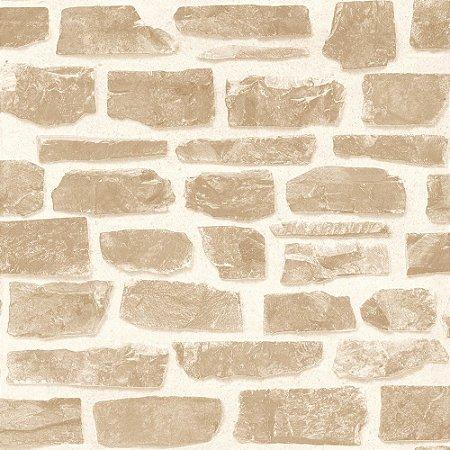 Papel De Parede Vinilico Roll In Stones AB003317
