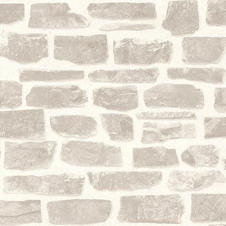 Papel De Parede Vinilico Roll In Stones AB003309