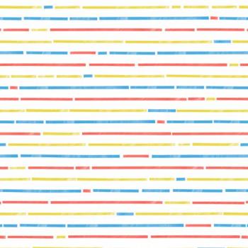 Papel de Parede Listrado Horizontal Bobinex Brincar 3631