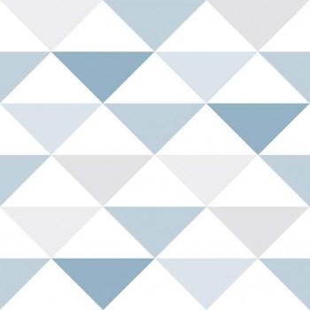 Papel de Parede Geométrico Bobinex Brincar 3601
