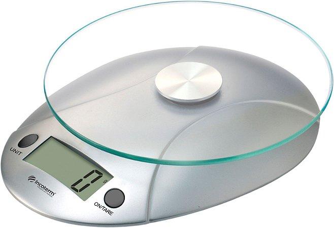 Balança de Cozinha Portátil BC80 Incoterm T-BAL-0030.00