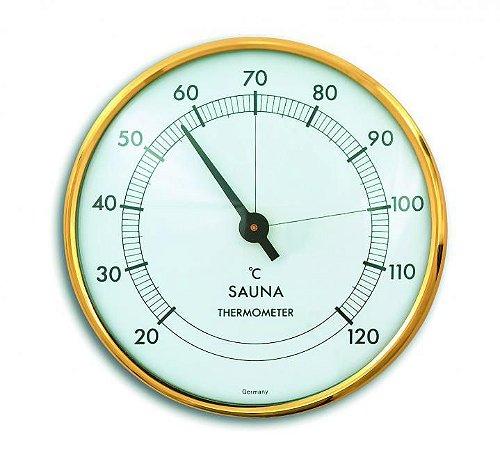 Termômetro tipo Aneróide para Sauna Incoterm 7505.18.0.00