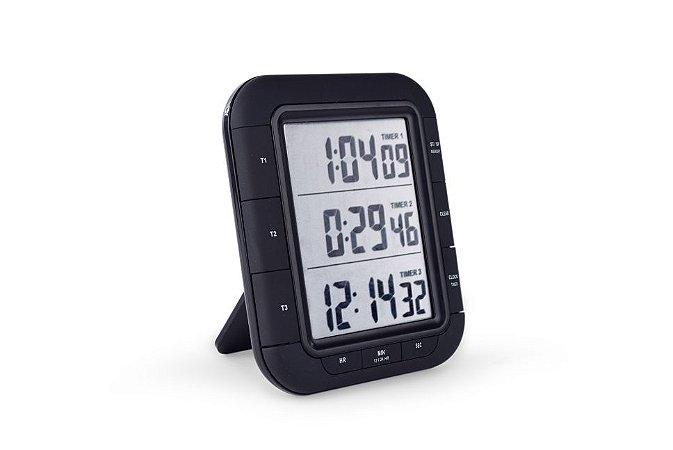 Timer 3 Tempos Digital Incoterm T-TIM-0020