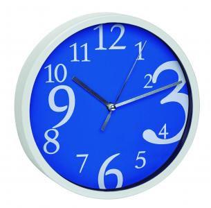 Relógio Design Azul Incoterm A-DIV-0060.00