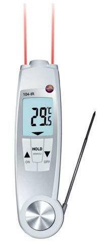 Termômetro infravermelho para alimentos testo 104-IR