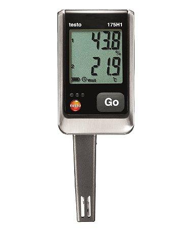 Datalogger de temperatura e umidade testo 175 H1 - 0572 1754