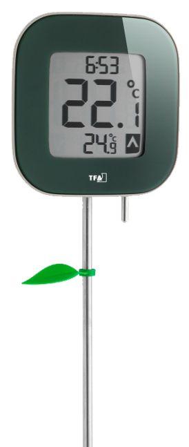 Termômetro Digital para Jardim FIORA Incoterm A-DIV-0094.00