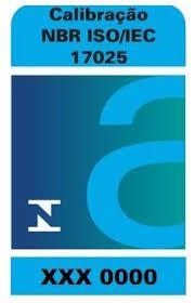 Calibração RBC Acreditado pelo Inmetro   - Certificado e Selo Inmetro  - Termômetro