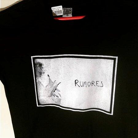 Camiseta: Rumores - Coletânea Post punk br - Tamanho G