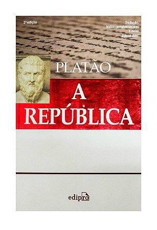 A República - Platão / Edson Bini (Tradução e Notas)