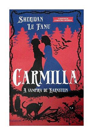 Carmilla – a Vampira de Karnstein - Joseph Sheridan Le Fanu