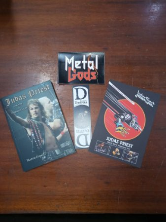 Judas Priest - Decade of domination - por: Martin Popoff