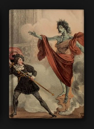 Caderno de anotações - Frankenstein