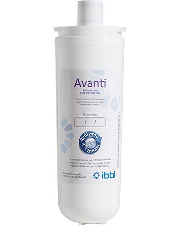 Filtro / Refil IBBL Purificador Avanti / Mio Original
