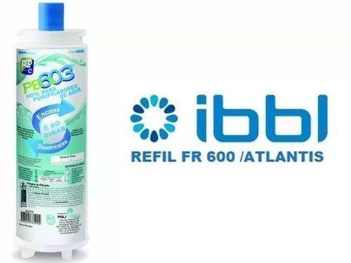 Filtro / Refil  IBBL C+3 Compatível ( Para todos os Modelos )